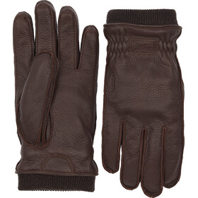 Hestra Malte Gloves Women, espresso